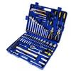 Универсальный набор слесарно-монтажный 99 предметов Калибр УНСМ-99