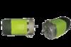 Двигатель ДК-110 (мощность 1600 Вт) подходит для цирк. пилы Rebir 5107, 8 зуб