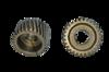 Шестерня ответная для  перфоратор 28 зубов круглые выемки высота-28мм, высота зубов-22мм (835С)