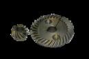 Коническая пара для Смоленск МШУ 0,8–125 d 47х10, d 8х20