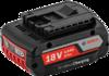 Аккумуляторный блок Bosch GBA 18 В 2,0 А•ч MW-B Wireless Charging Professional (арт. 1600A003NC)