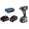 Аккумуляторный ударный гайковёрт Bosch GDX 18V-200 C, 06019G4201