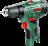 Двухскоростная дрель-шуруповерт Bosch EasyDrill 12-2 (без аккумуляторного блока и зарядного устройства) (арт. 0603972A04)