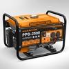 Генератор бенз.  CARVER PPG- 2500 (LT-168, 2,1/2,3кВт, 220В, бак 15л, обмотка медь)