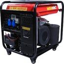 Бензиновый генератор инверторный Калибр БЭГ-6100АИ