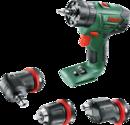 Двухскоростная ударная дрель-шуруповерт Bosch AdvancedImpact 18 QuickSnap (без аккумулятора и зарядного устройства)  (арт. 06039A3402)