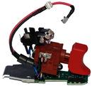 16072335DK Электронный модуль (кнопка) шуруповерта Bosch GSR 12V-15, GSR 10.8 V-LI-2