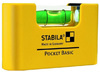 STABILA Уровень тип Pocket Basic (1гориз., точн. 1мм/м) (арт. 17773)