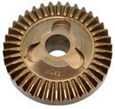 1606333616 Ведомая шестерня болгарки Bosch GWS 11 (d12*52)