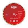 Диск алмазный сегментный по кирпичу и бетону 1110.007700 (400х25.4 мм) ELITECH 192005