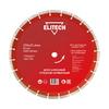 Диск алмазный сегментный по граниту и бетону 1110.007900 (350х25.4 мм) ELITECH 192007