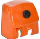 Дефлектор с крышкой для Carver GBC-133