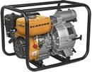 Мотопомпа Carver CGP 5580D для грязной воды (4-х тактн., 5,2 кВт/7,0 л.с., вх/вых.- 3''/80 мм)