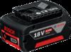 Аккумуляторный блок Bosch GBA 18V 4.0 Ah M-C Professional (арт. 1600Z00038)