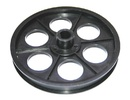 Шкив для бетономешалки ЛЕБЕДЯНЬ внутр. диаметр 15;внешний диаметр - 162. скос