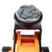 Домкрат гидравлический подкатной ДМК-2,5ФК (2,5 т, 140-390 мм, с фиксатором, в кейсе) Вихрь, 73/5/4/4