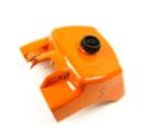 Крышка маслонасоса для Carver RSG-45-18К/52-20К 01.008.00166