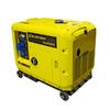 Генератор дизельный CHAMPION DG6501ES+ATS (5/5,5кВт, 8,9лс, 16л, 160кг)