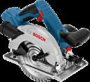Аккумуляторная циркулярная пила Bosch GKS 18V-57 Professional (арт. 06016A2200)