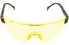 Очки защитные CHAMPION желтые C1006
