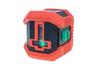 Лазерный нивелир Condtrol QB Green, арт. 1-2-304
