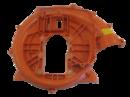 Половина корпуса для Хускварна 350 BT 5028503-01