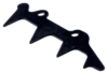 Зубчатый упор для бензопилы Хускварна 357/359/455/460 (5039738-01)