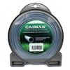 Леска триммерная Caiman Pro 2.5 мм 15 м, арт. CB269