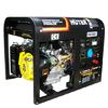 Электрогенератор DY6500LXW,с функцией сварки, с колёсами Huter