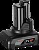 Аккумуляторный блок Bosch GBA 12V 4.0Ah Professional (арт. 1600Z0002Y)