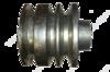 Шкив для мотокультиватора КАСКАД диаметр 19мм