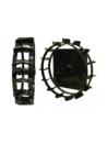 Металлические колеса D=380 мм для Husqvarna TF 338 (арт. 5882671-01)