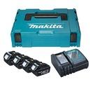 Комплект Makita DC18RC + BL1850B 198312-4