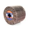 Щетка PATRIOT абразивная лепестковая для брашировальных машин, 120х100мм*Р80, арт. 823010023