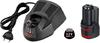 Базовый комплект Bosch Starter set GBA 12V 2.0Ah + GAL 1230 CV Professional (арт. 1600Z00041)