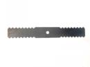 Нож д/зернодробилки фигурный (короткий 173 мм, ИЗ-14, 14М, Бизон, Хрюша)