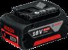 Аккумуляторный блок Bosch GBA 18V 6.0 Ah M-C Professional (арт. 1600A004ZN)