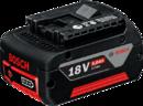 Аккумуляторный блок Bosch GBA 18V 5.0 Ah M-C Professional (арт. 1600A002U5)
