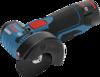 Аккумуляторная угловая шлифмашина Bosch GWS 12V-76 Professional (арт. 06019F2000)