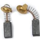 Щетки графитовые для ХИТАЧИ 7х13х16 пружина, пятак-уши, отстрел 1 КОР (693К) Кит (арт. 010-0181)
