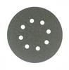 Шлифкруг Elitech 1820.038300, липучка, 8отв, ф125мм, P100, 5шт, для дерева-металла (арт. 186642)