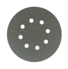 Шлифкруг Elitech 1820.038400, липучка, 8отв, ф125мм, P120 ,5шт, для дерева-металла (арт. 186643)