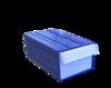 Пластиковый короб Стелла С-2 синий/белый