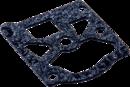 Прокладка мембраны для бензопилы Хускварна 136/225/227/335/355 (5041309-06)