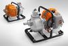 Мотопомпа Carver CGP 259-2, 2-х тактн., 1,4 кВт/1,9 л.с., 51,2 куб.см, 7 м, 150 л/мин