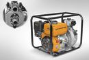 Мотопомпа Carver CGP 3050 H напорная (4-х такт, 5,2 кВт/7,0 л.с., вх/вых.- 2''/50 + 1,5''/40 мм)