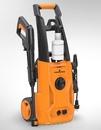 Мойка выс. давл. CARVER CW-1400С (1400 Вт, 80-110 бар, 5,5-6,5 л/мин, колеса)