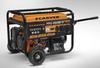 Генератор бенз.  CARVER PPG- 8000E-3 (LT-190F, 6,0/6,5кВт,220/380В,бак25л, эл.ст., колеса/рук.,медь)