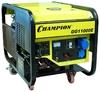Генератор CHAMPION GG11000E(8,5/9,5кВт 20лс 25л 145кг эл.старт колеса ATS доп.оп)
