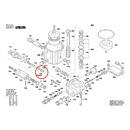 Резьбовая втулка для минимойки (арт. F016L72216)